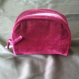 Bags - Burgundy Clutch Bag